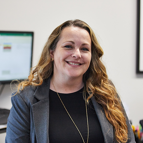 Julie Blake Human Resource Manager