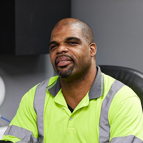 Kevin Gordon Nighttime Supervisor